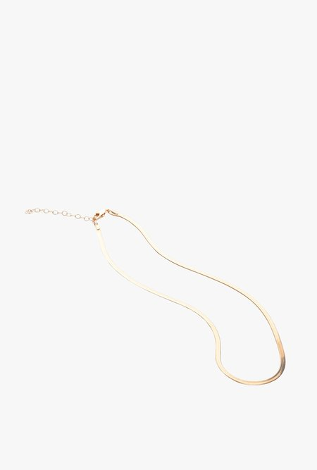 Merewif Clyde Chain Necklace