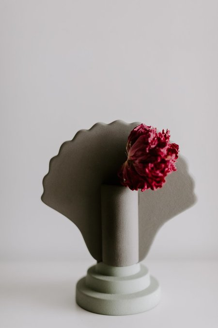 Los Objetos Decorativos Seashell Totem