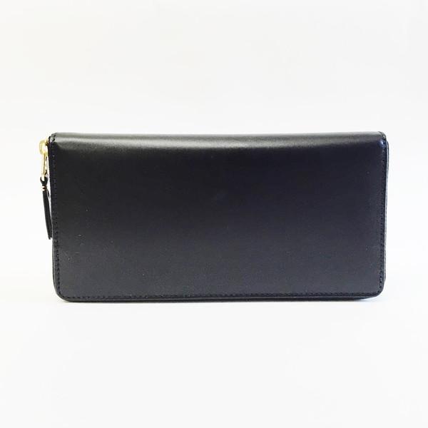 Comme des Garcons - Classic Leather Black Long Wallet