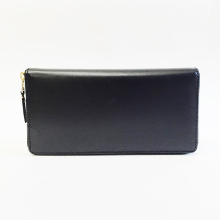 Comme des Garcons - Classic Leather Black Long Wallet