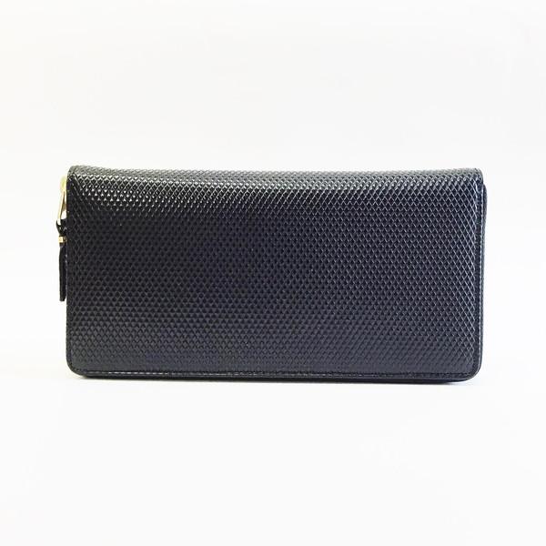 Comme des Garcons - Luxury Group Black Long Wallet