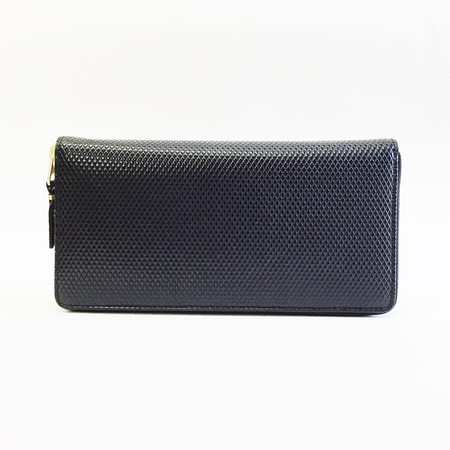 Comme des Garcons - Luxury Group Black Long Wallet