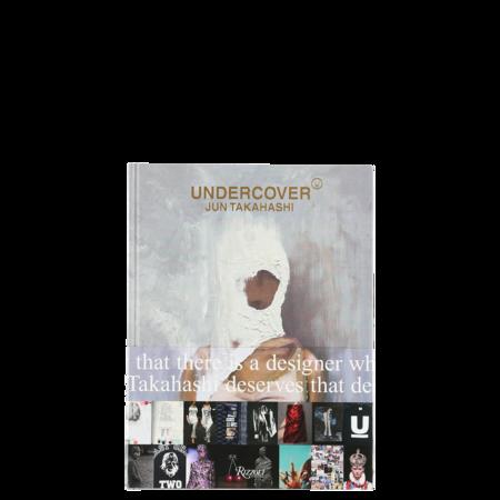 """Rizzoli New York """"Undercover"""" Book"""