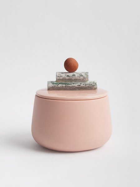 Laura Itkonen Small Sculptural Vessel #2