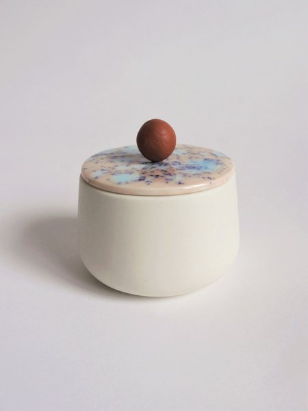 Laura Itkonen Small Sculptural Vessel #4