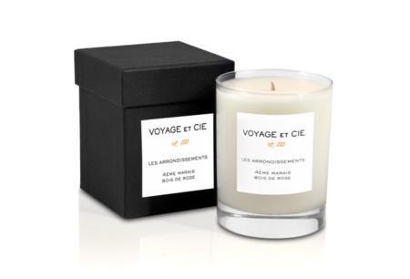 Voyage Et Cie 7Ème Rue Jacob NostalgiÉ Candle