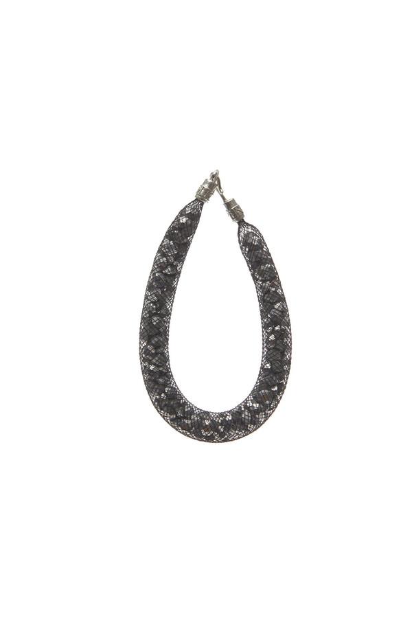 Peppercotton Thick Bracelet - silver