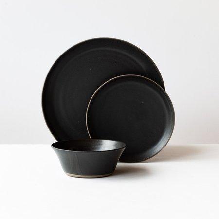 Mie Ceramics 3-Piece Stoneware Dinnerware Set