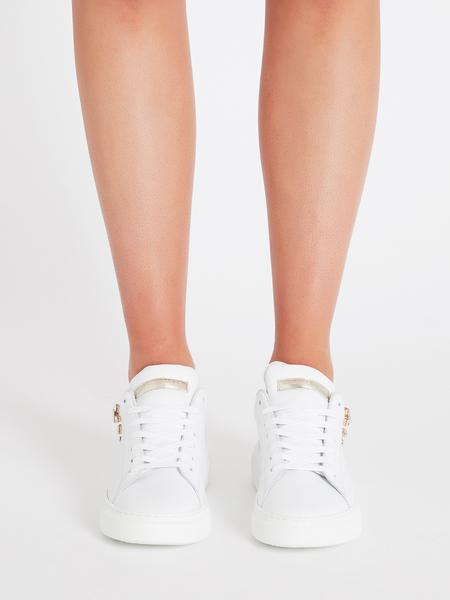 Philippe Model Temple Sneaker - Diamant Blanc