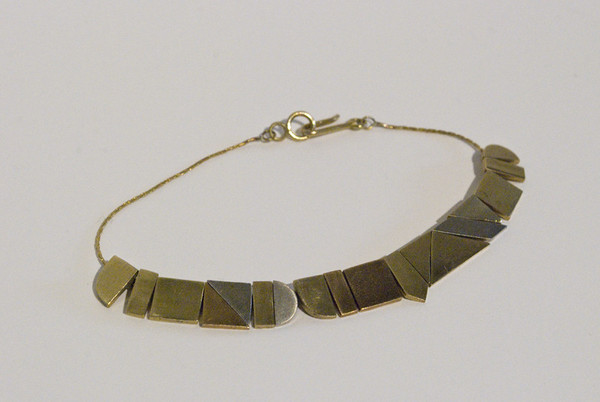 SAMMA - Semaphore Bracelet