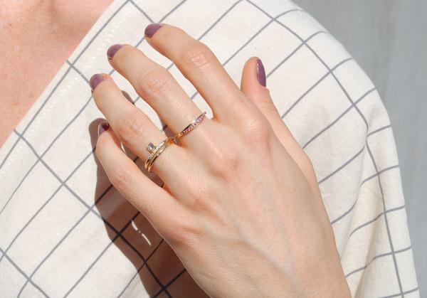 Quarry - Trouve - Pink Sapphires