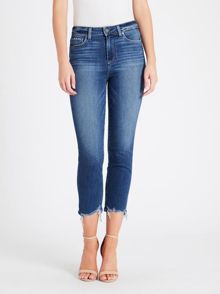 Paige Hoxton Slip Crop Jean