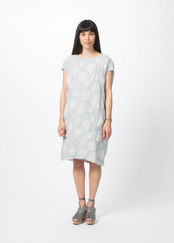 Kristensen du Nord Textured Dot Dress