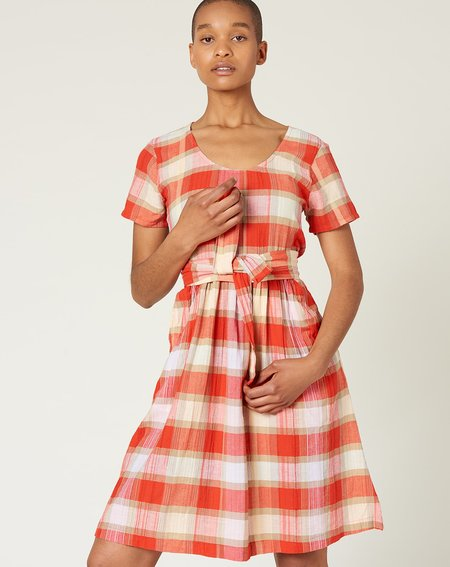 Ace & Jig Bonnie Dress - Picnic