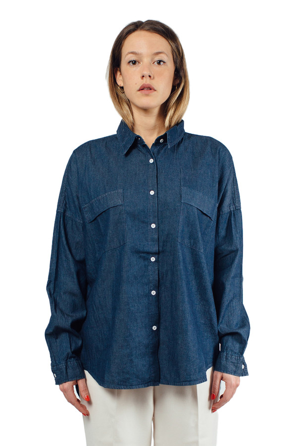 WU+SEN Koon Denim Shirt