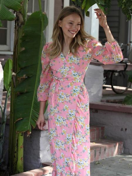 LANG&LU Elf Dress 02 - Pink