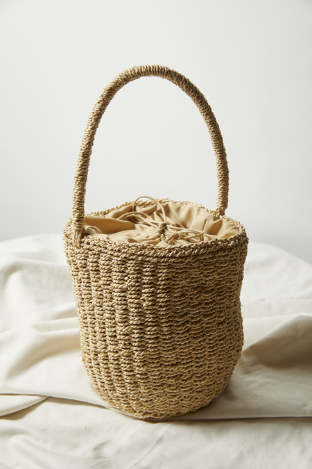 Joseph D Basket Tote Bag