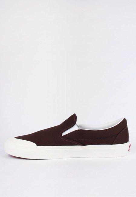VANS Classic Slip-On 138 - demitasse brown