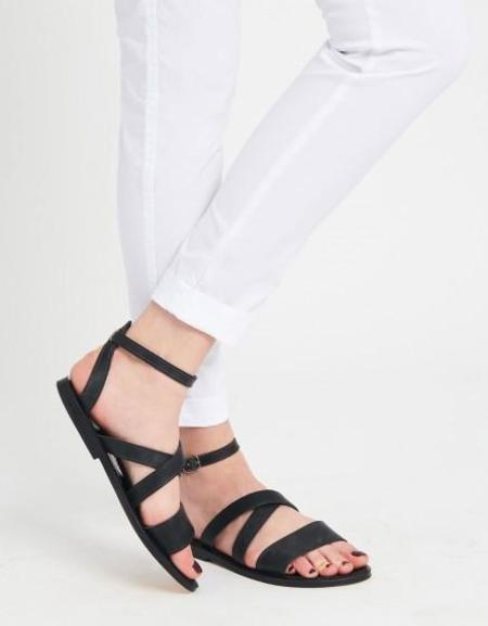 Reiko SANDY LIGHT CHINO - WHITE