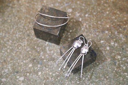 MoonPi Stella Earrings - Sterling Silver
