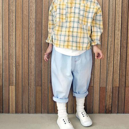 KIDS Bien A Bien Ice Jean Pants - Denim Blue