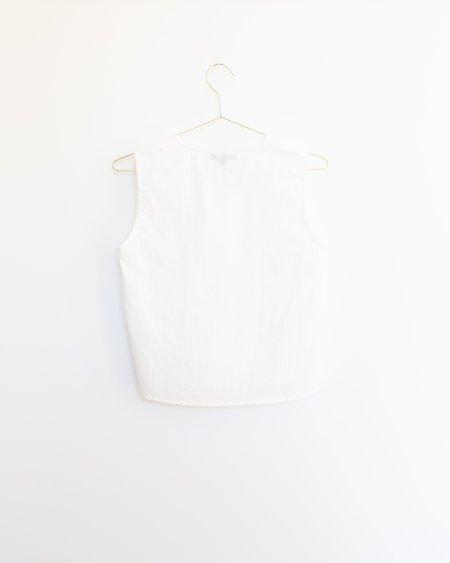 Ilana Kohn Audrey Shirt - Chalk