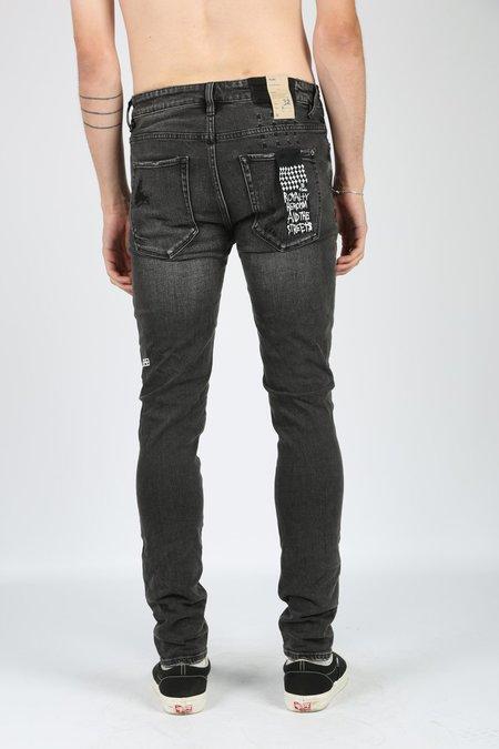 Ksubi Van Winkle Jeans - Angst Trashed Wash