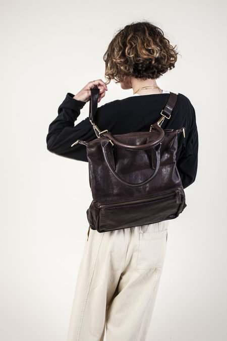 FOLD Bak Bag - Muddy Brown