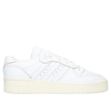 Adidas Rivalry Low Sneaker - Footwear White/Off White