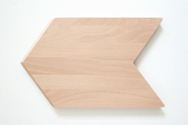 Snug.Studio : Chevron Chopping Board