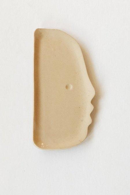 Yiyi Folk Face Plate - Natural