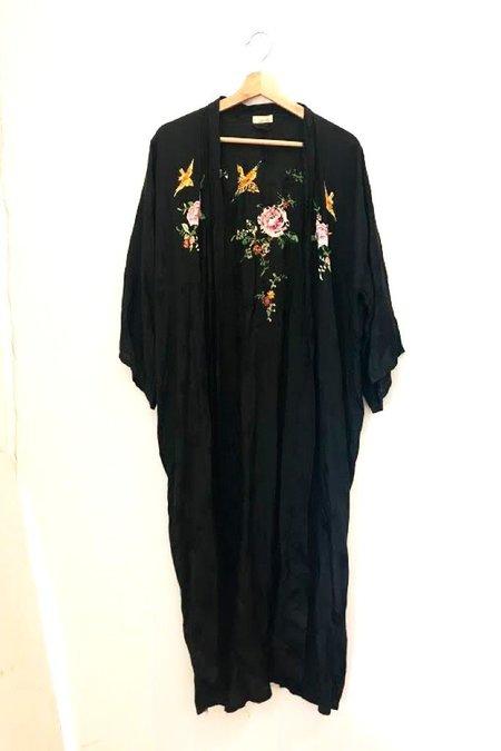 Prism Boutique Vintage Golden Kimono