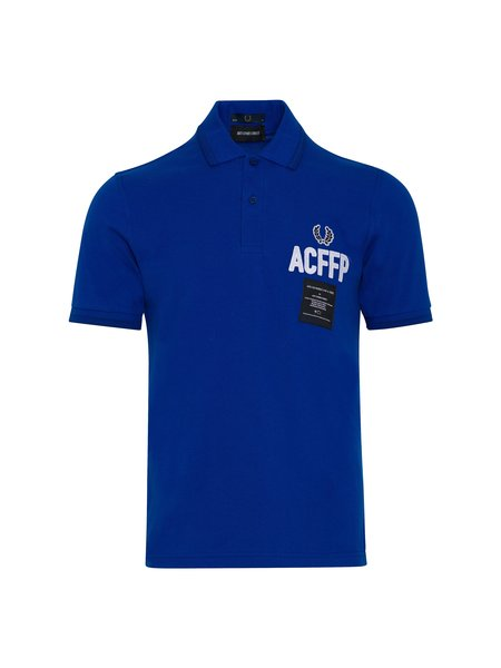 Art Comes First x Fred Perry Embroidered Shirt - Regal