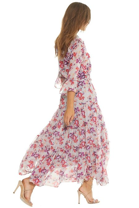 Misa Pamelina Dress - Floral