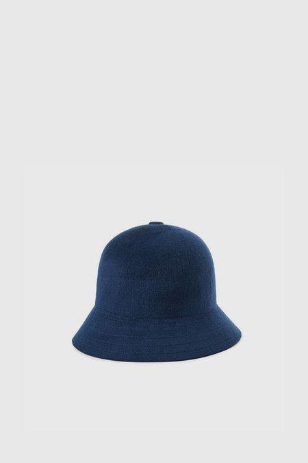 Unisex Brixton Essex Bucket Hat - Navy
