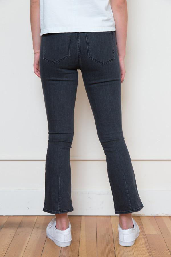Neuw Jane Slim Boot Jean -Black