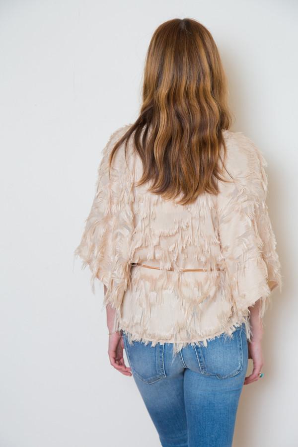 Rodebjer mona fringe jacket