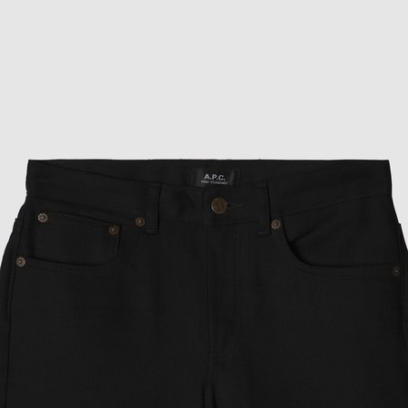 A.P.C. High Standard - Black
