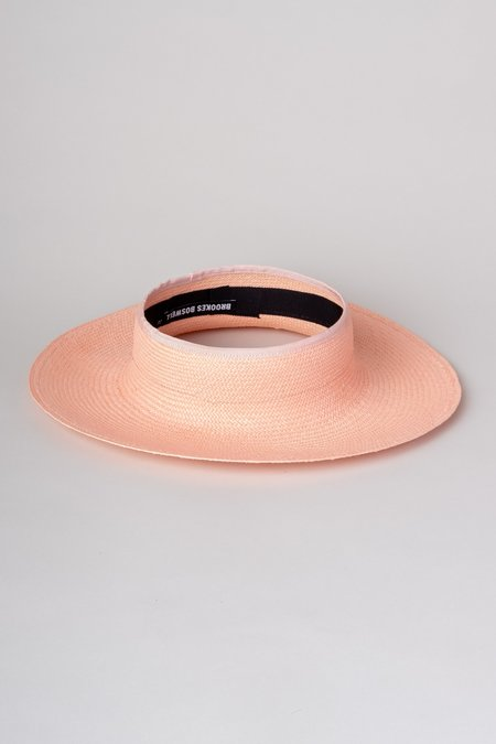 KIDS Brookes Boswell MONARCH TOPLESS HAT - Coral