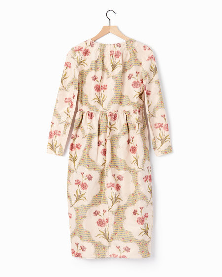 Brock Collection Pierina Dress - Beige/Floral
