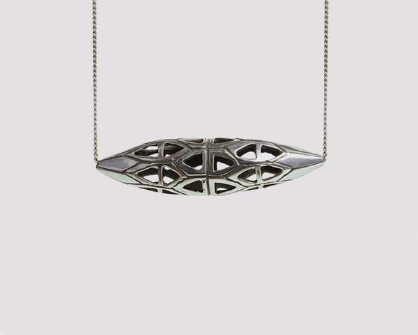 Lacar Capsule Necklace