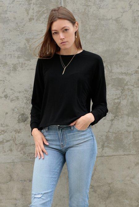 Azalea Aspyn French Terry Sweatshirt
