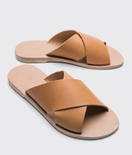 KYMA Chios Sandal - Tan