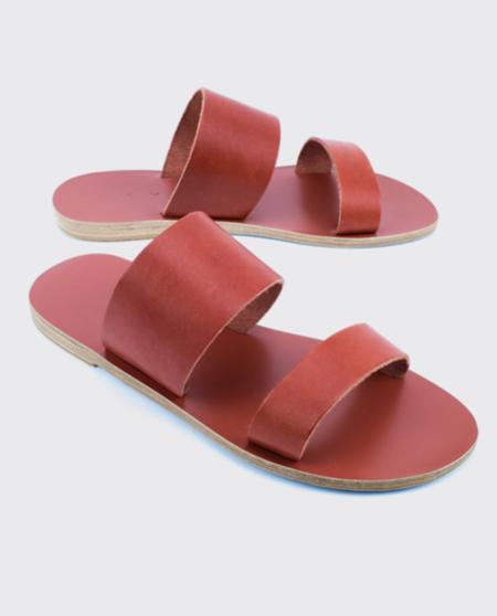 KYMA Delos Sandal - Brandy