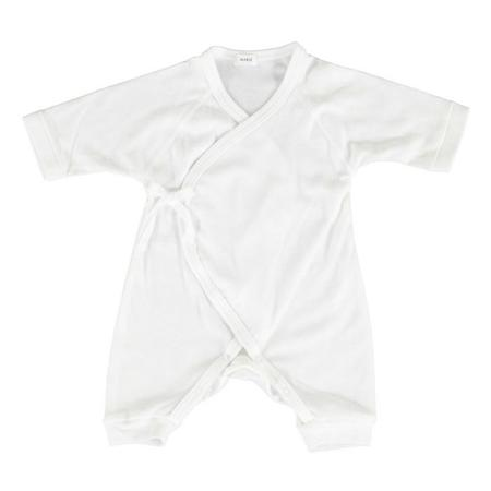KIDS Makié Baby Cotton First Hadagi - White