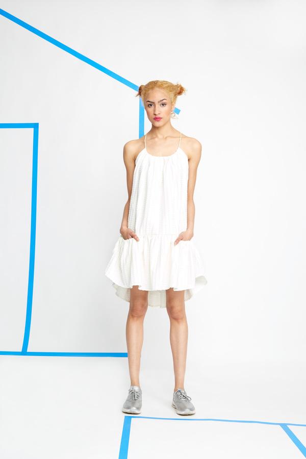 Hagahi Halter Dress