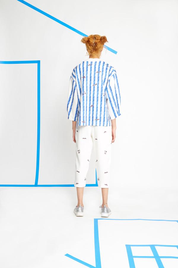 Hagahi Sweatshirt With Embroidery