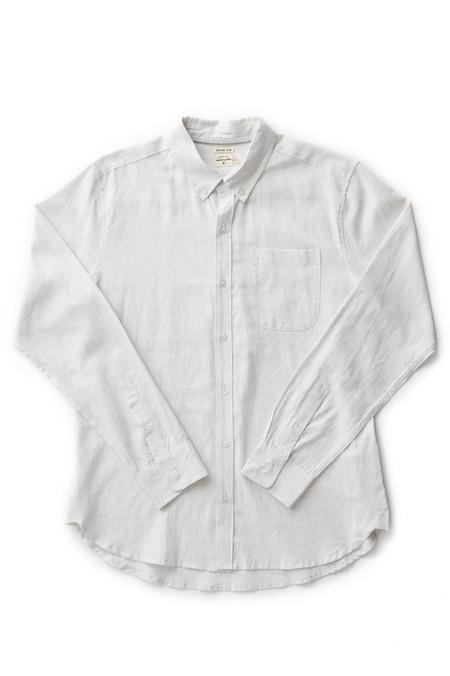 Bridge & Burn Sutton Shirt - Natural