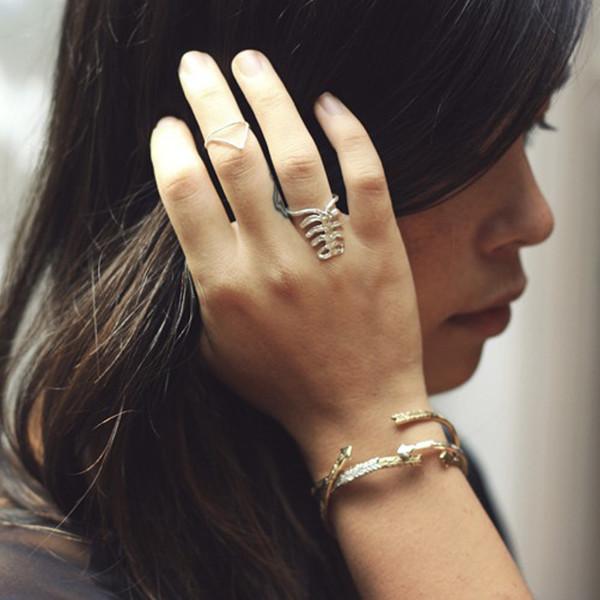 Odette NY rib ring
