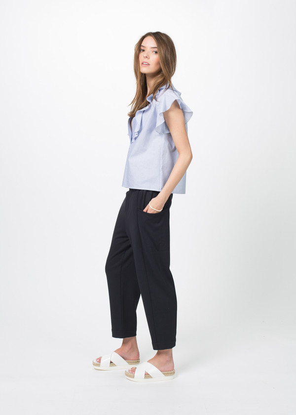 Sibel Saral Ellen Cargo Interlock Pant
